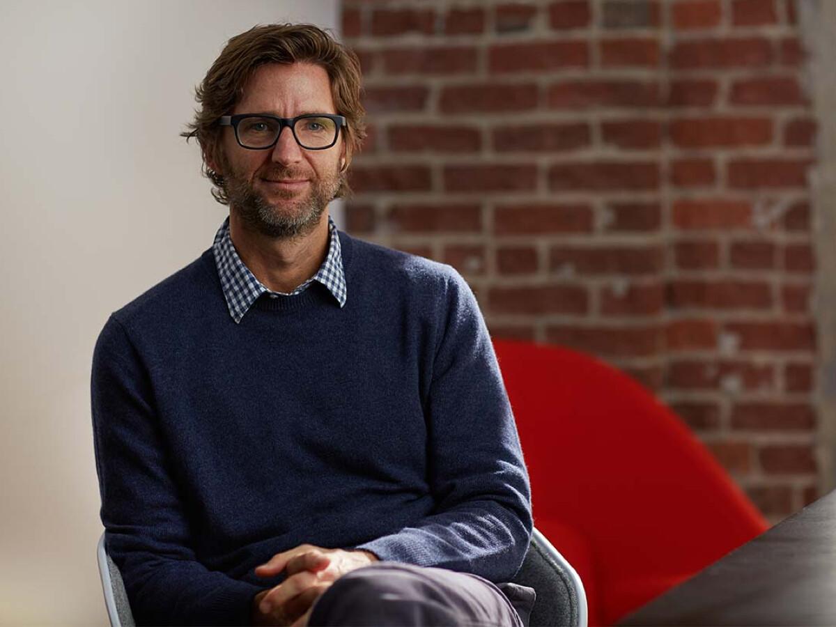 Axiom CEO Mark Harris